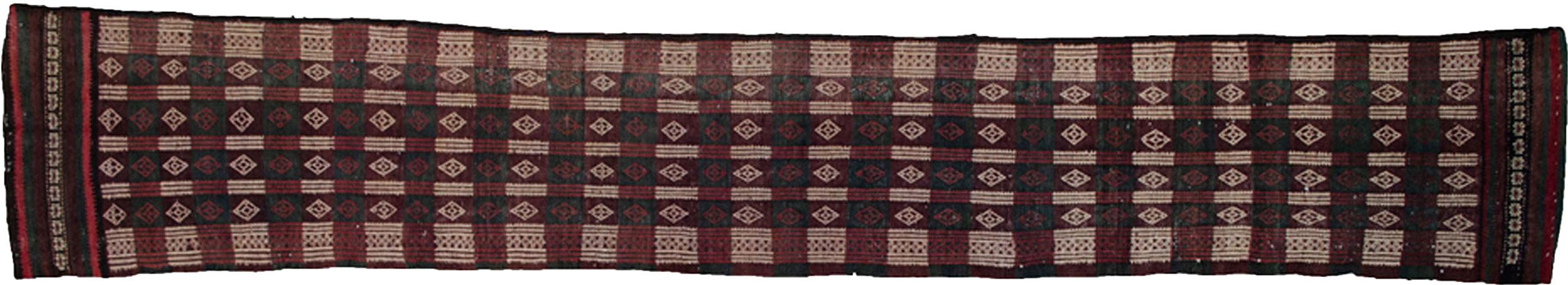 Antique Baluch Tentband 270x40cm