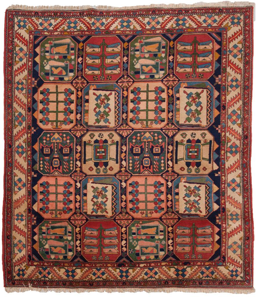 Bakhtiar Rug 227x197cm
