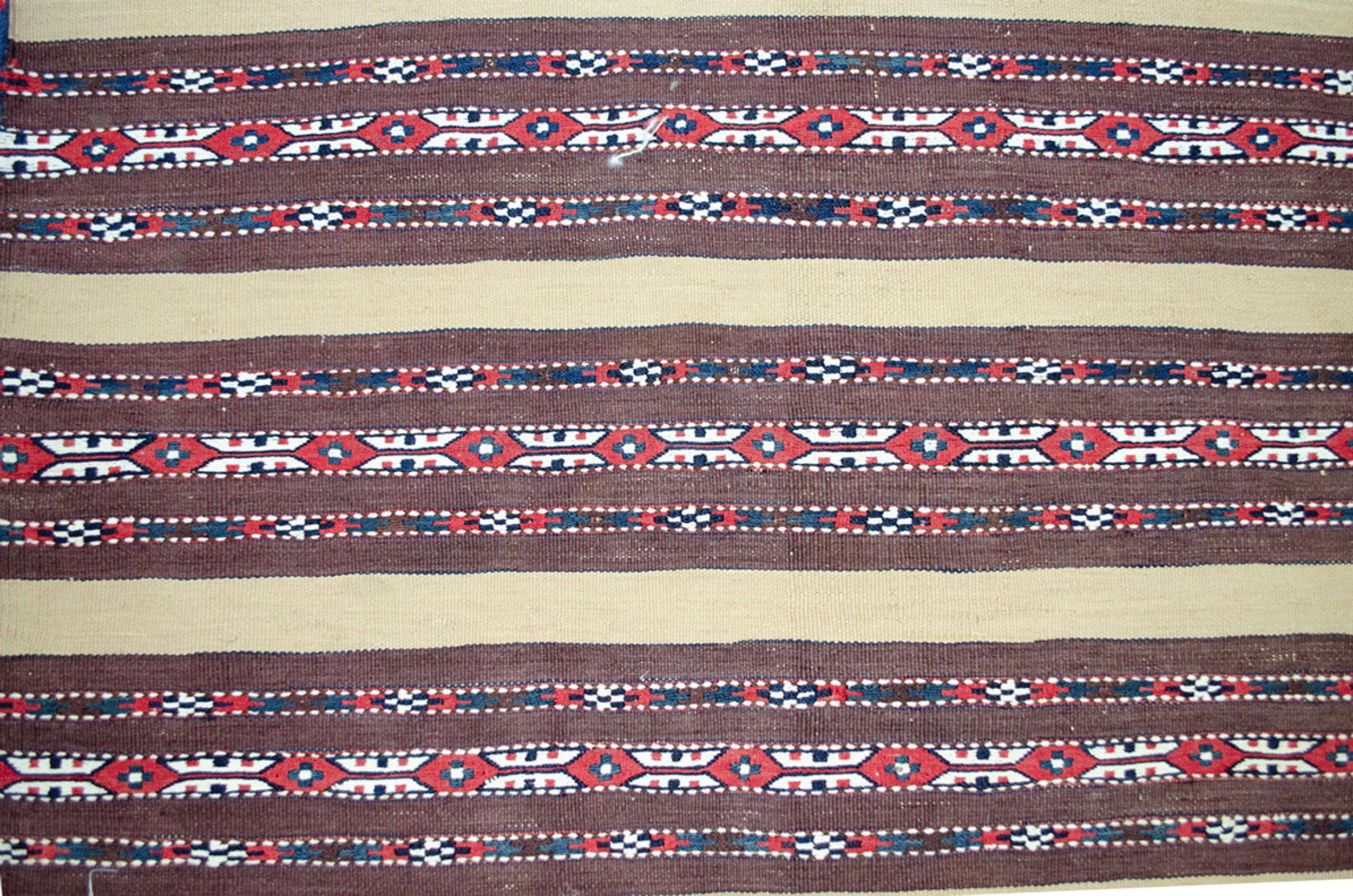 Antique Turkmen Tobreh 85x45cm