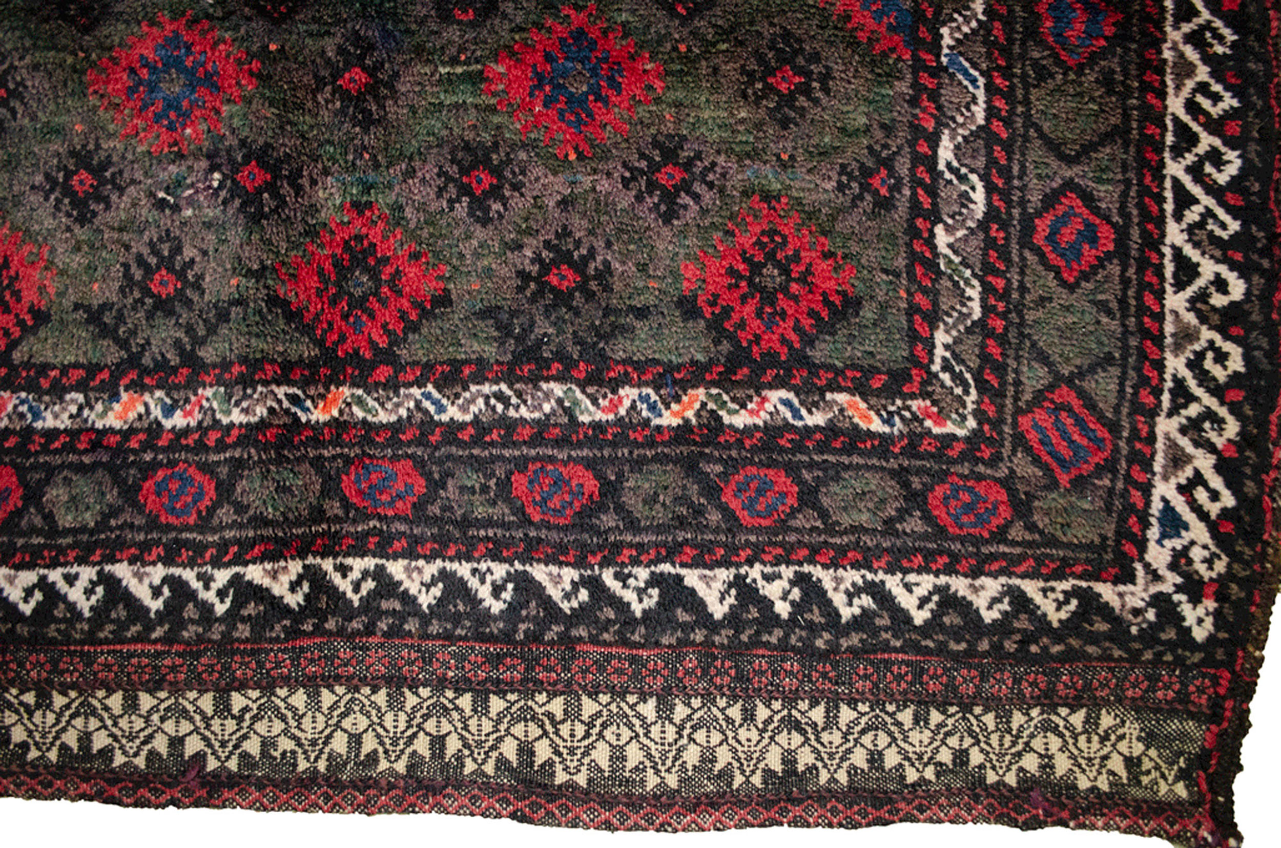 Antique Baluch Mat 80x90cm