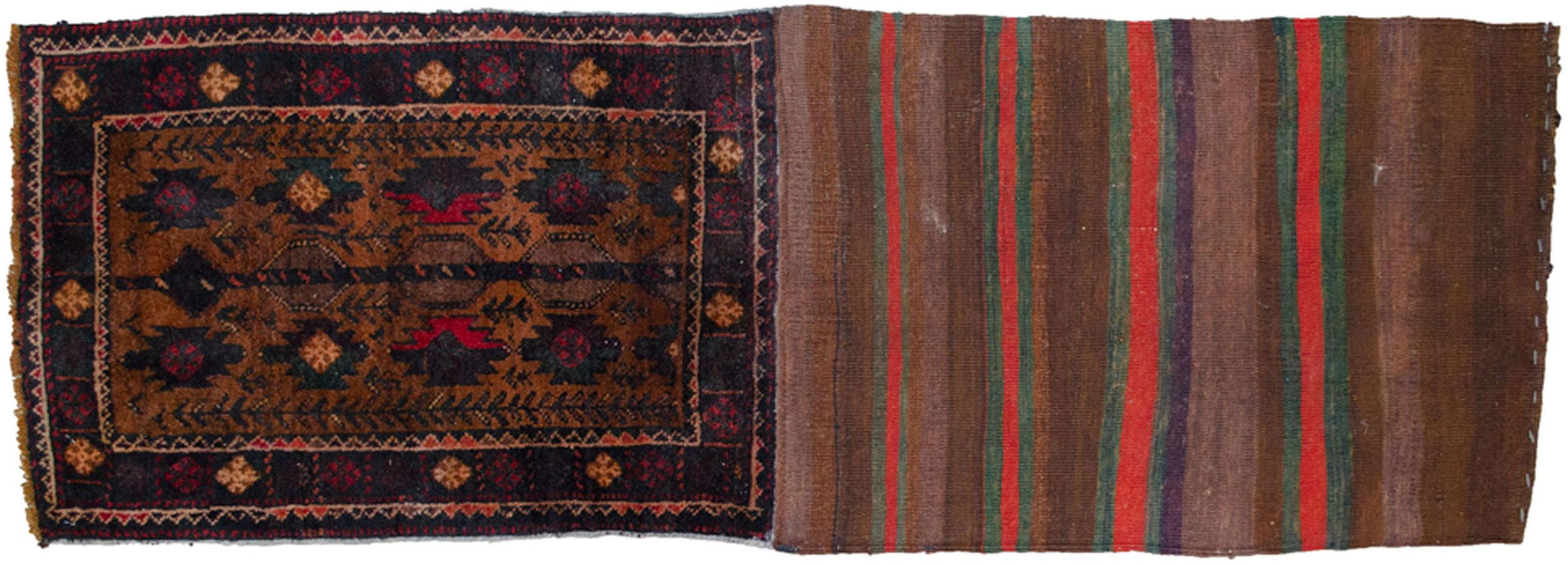 Antique Baluch Bag 145x48cm