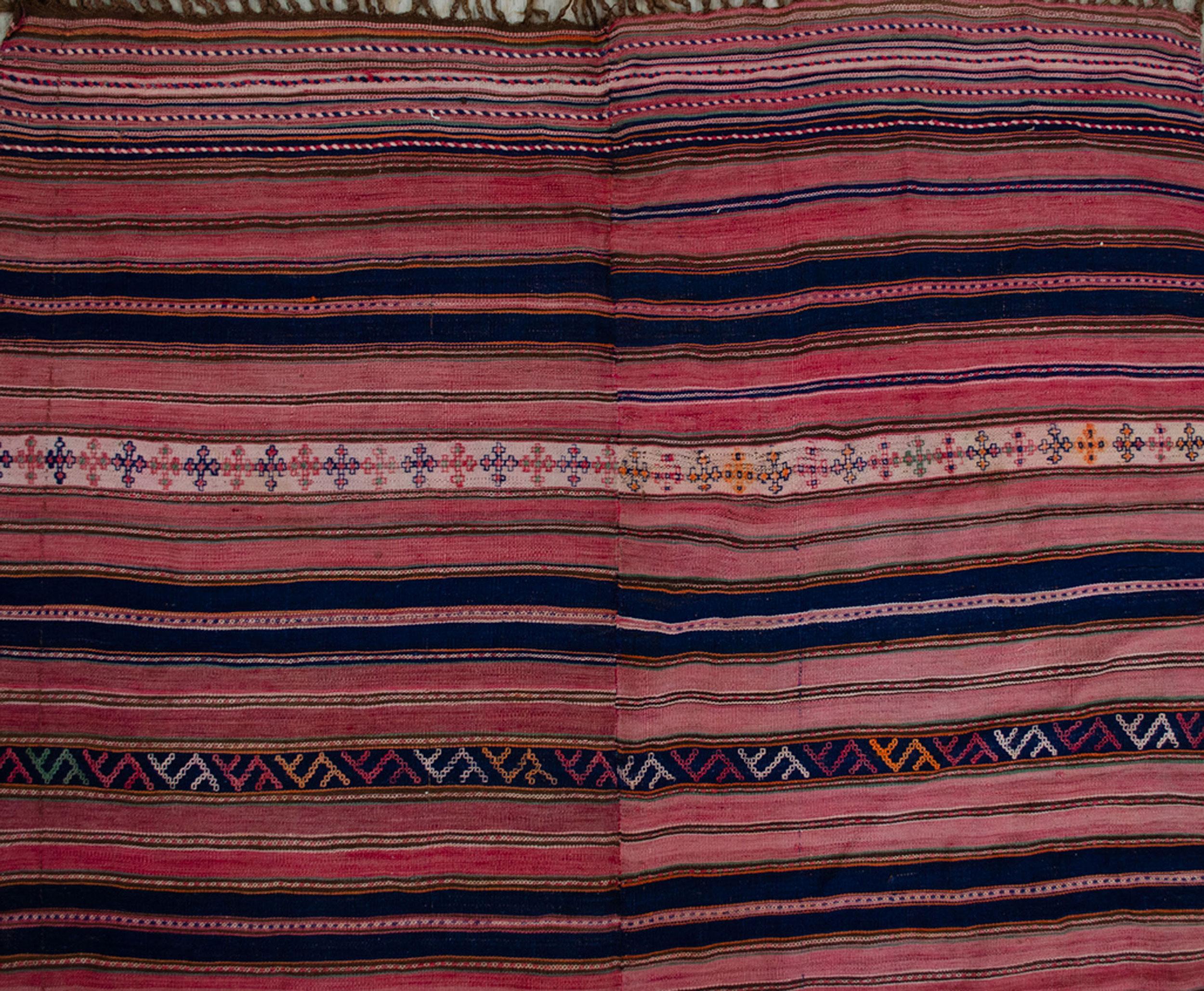 Vintage Semnan Jijim 212x130cm