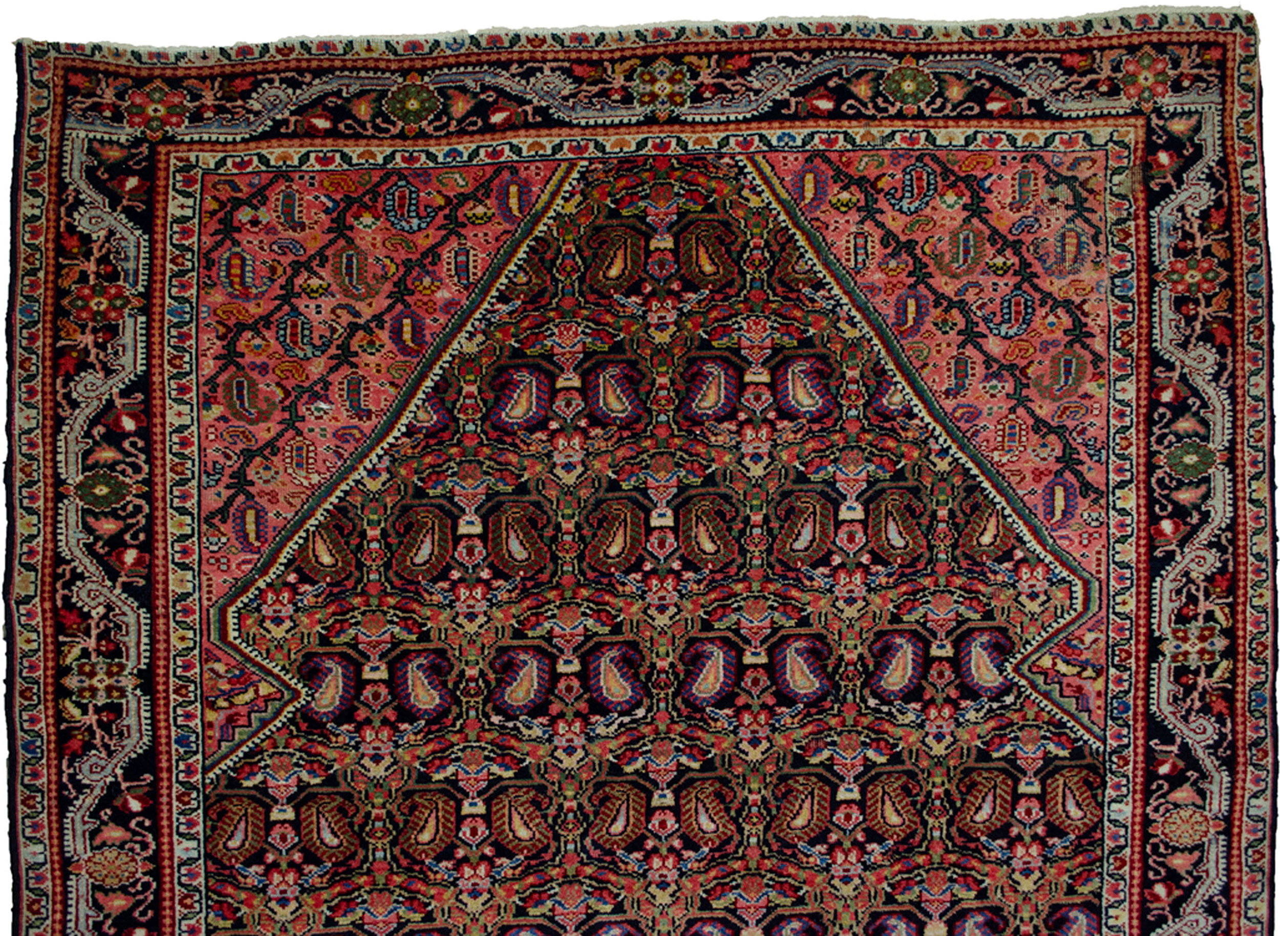 Antique Jozan Rug 145x105cm