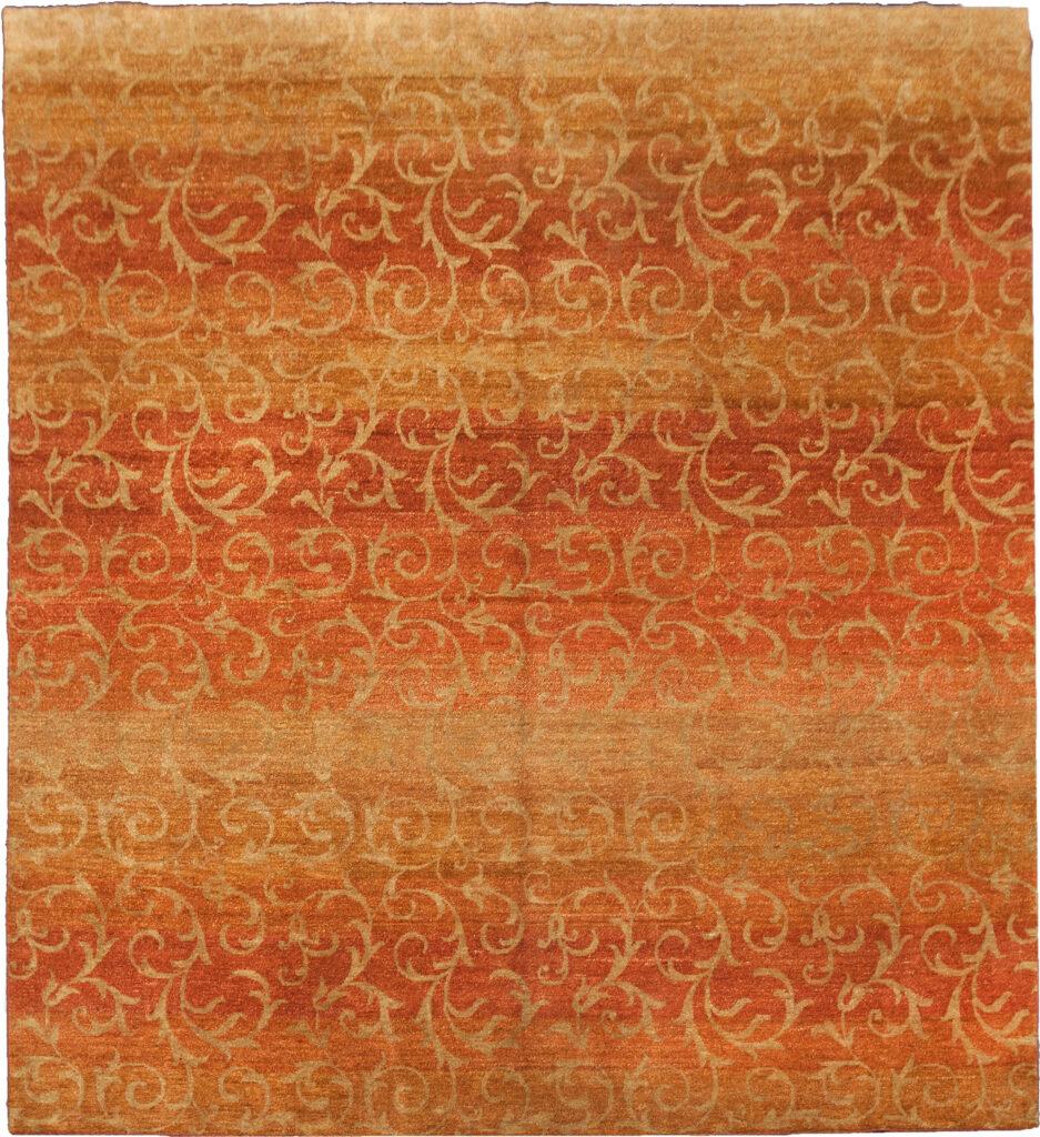 Vintage Nepalese Carpet 298x250cm