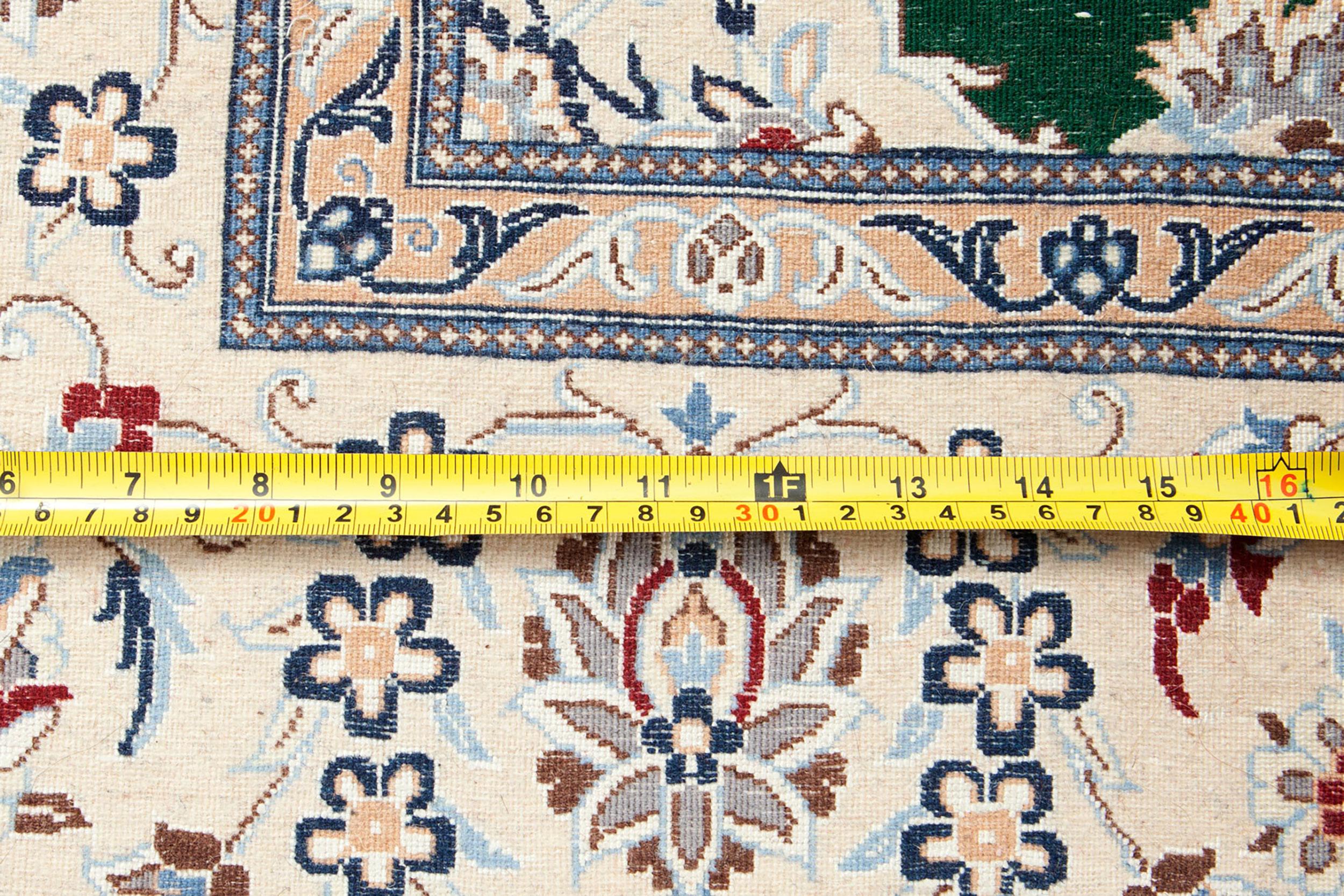 Fine Nain Rug 129x145cm