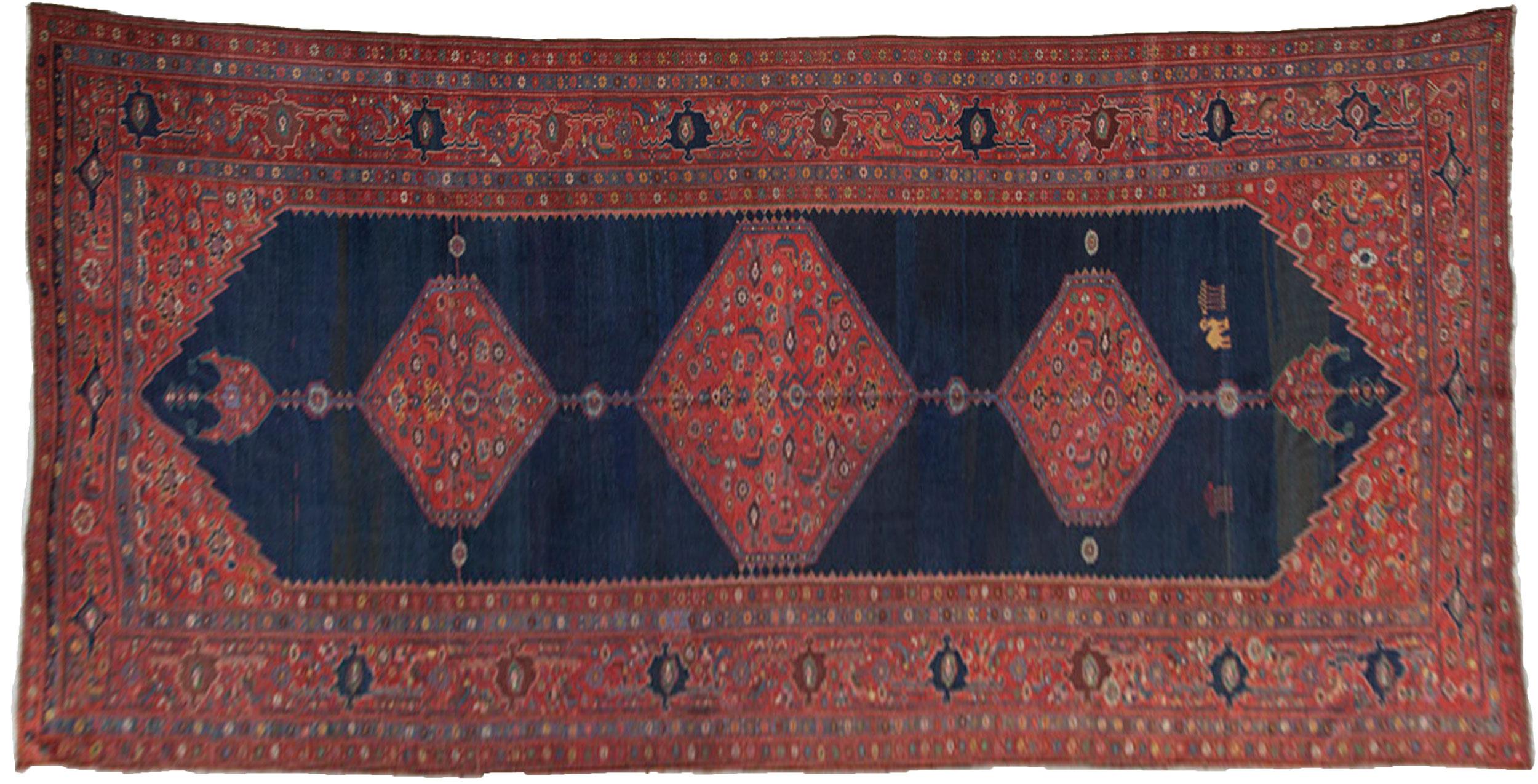 Antique Kordi Carpet 590x280cm