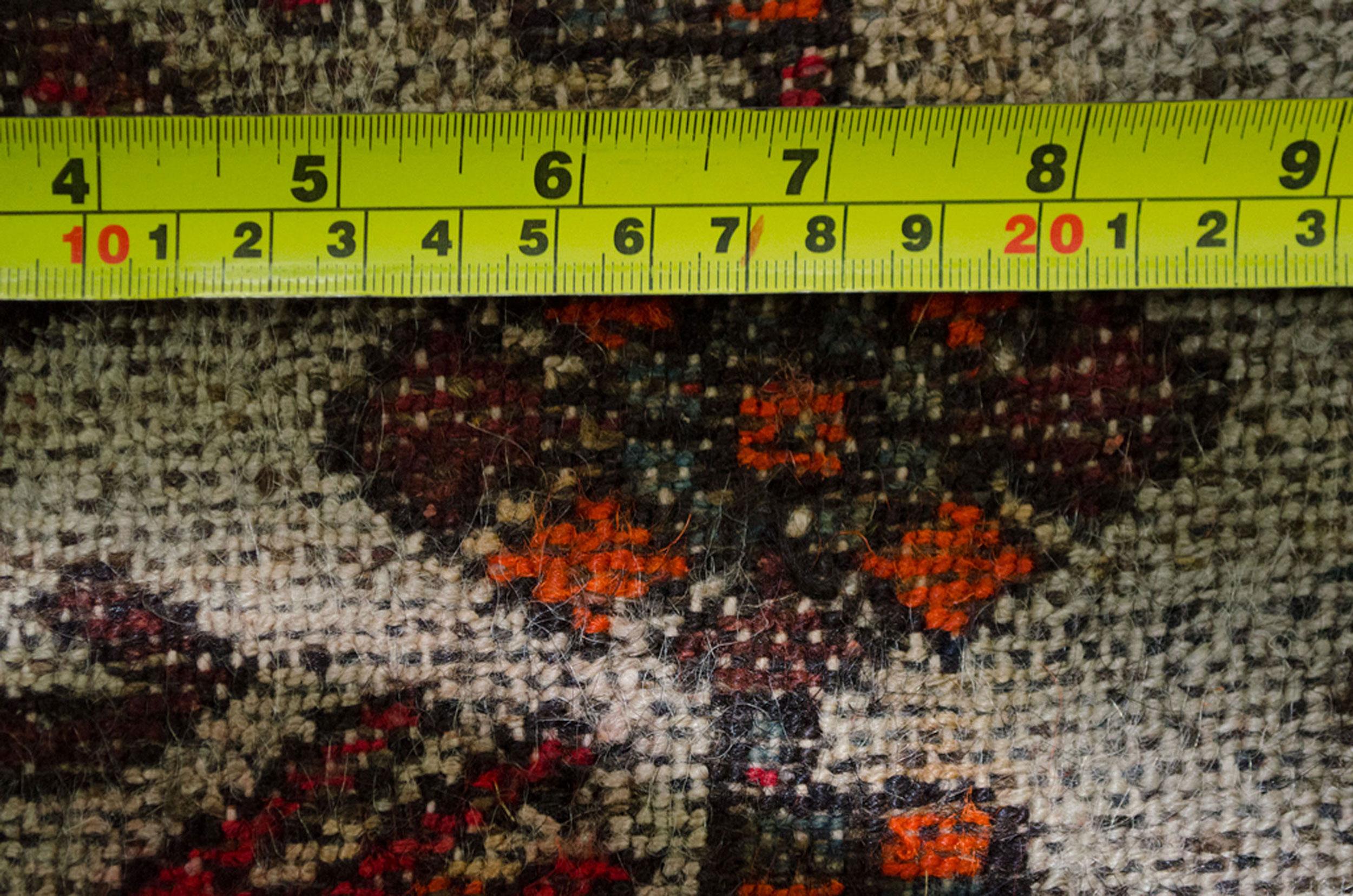Antique Zanjan Rug 194x114cm
