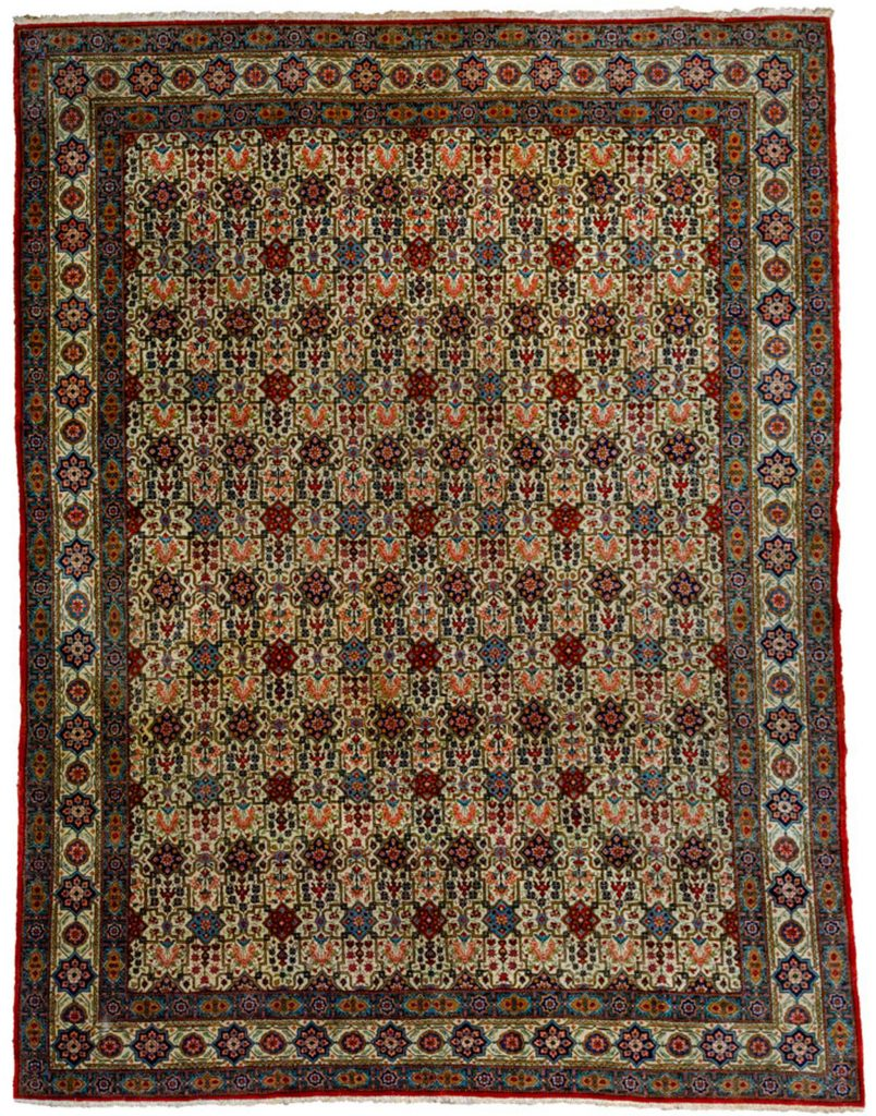 Antique Qum Carpet 300x217cm