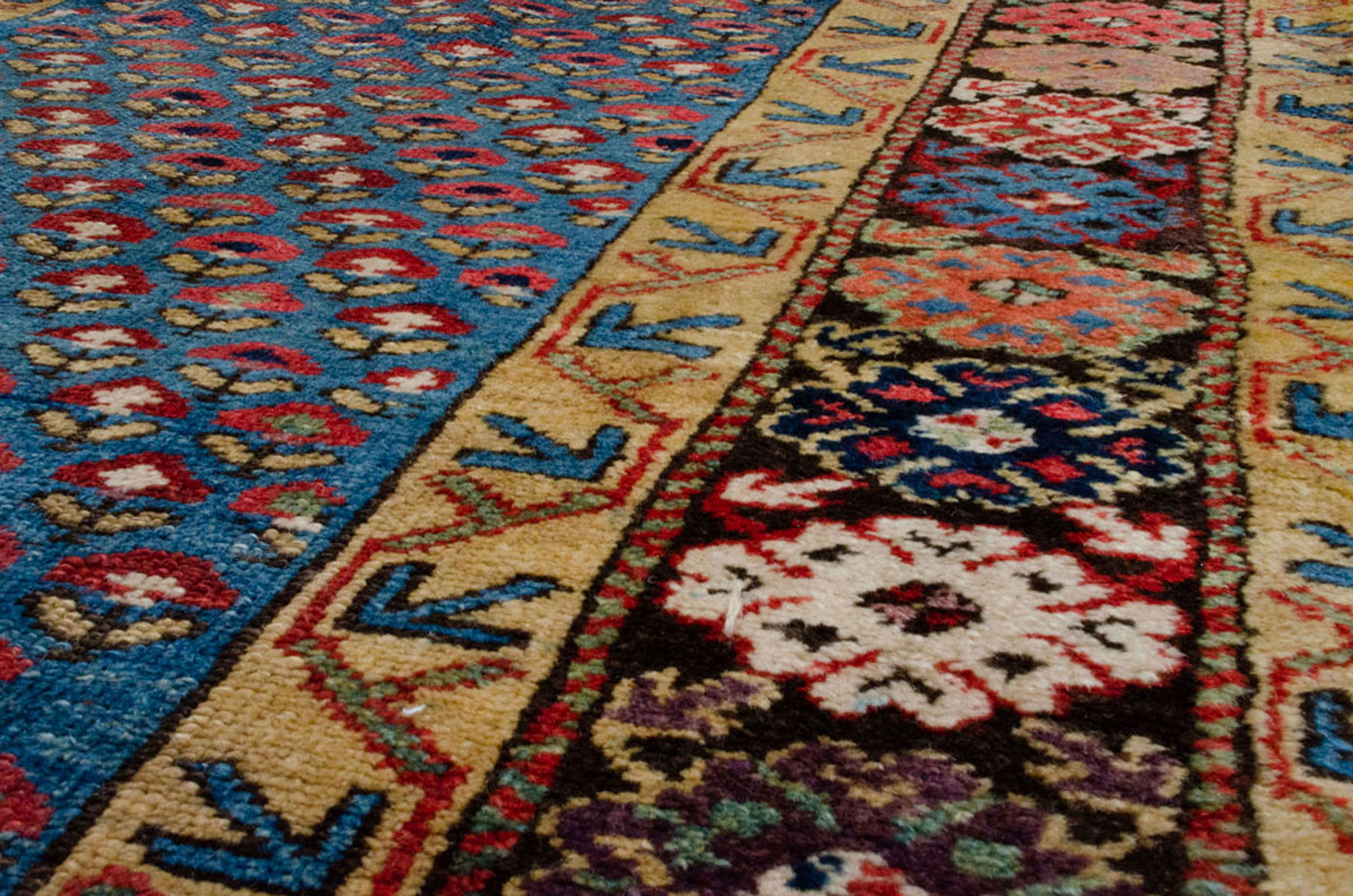 Antique Kordi Runner 445x90cm