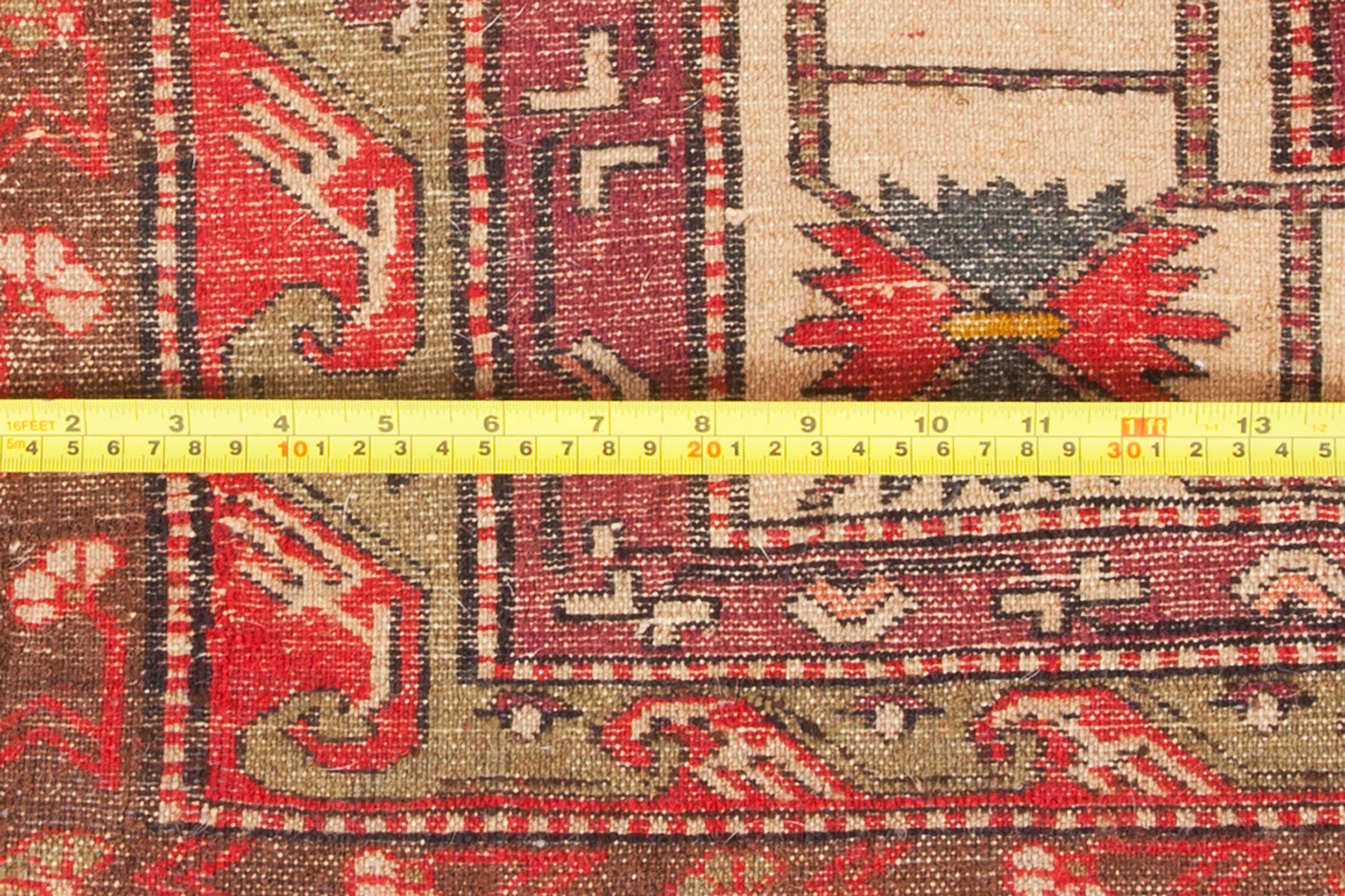 Vintage Ardebil Carpet 298x210cm