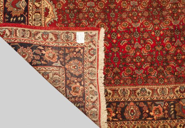 Vintage Bijar Carpet 311x217cm