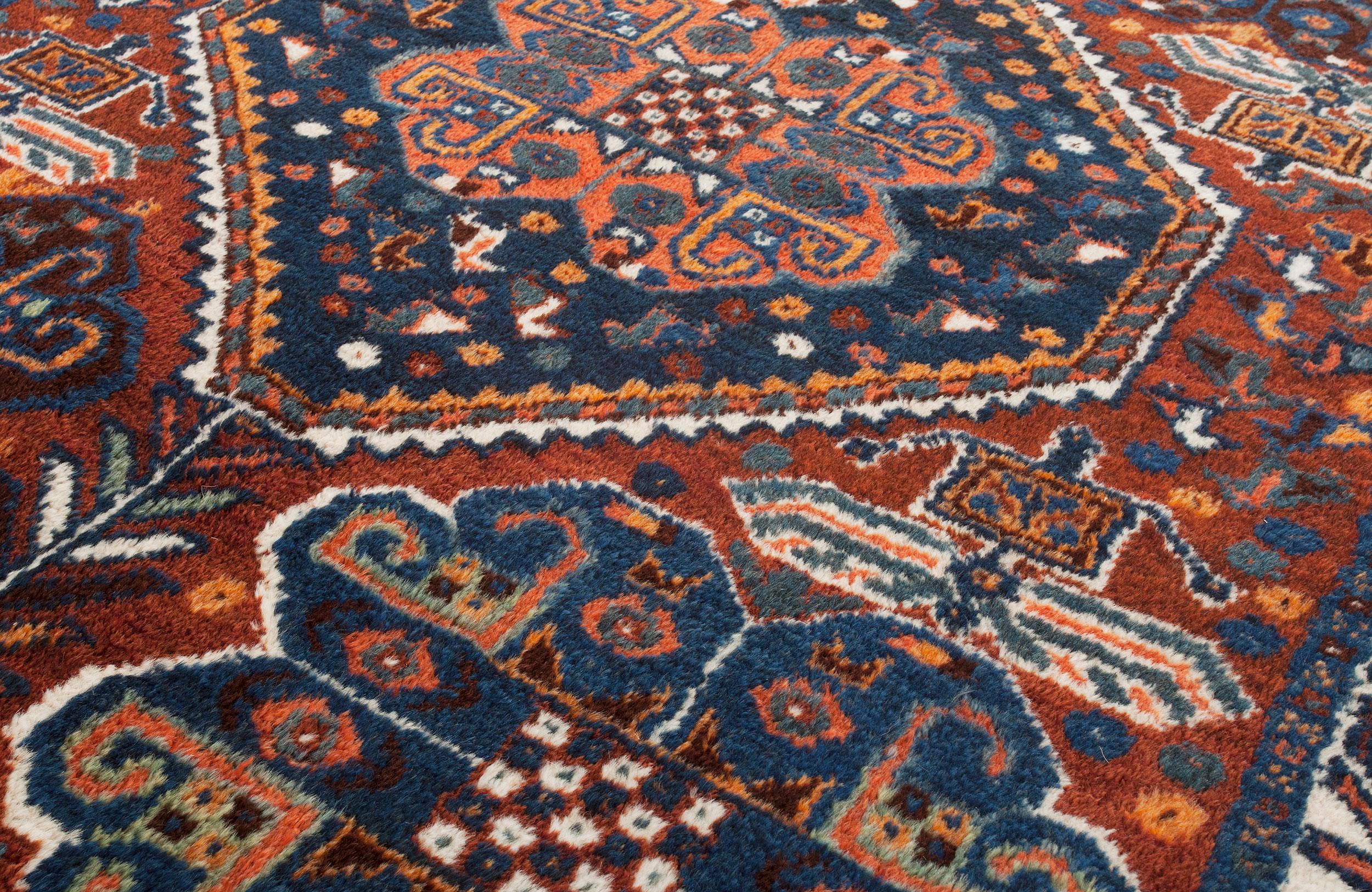 Vintage Shiraz Rug 165x113cm
