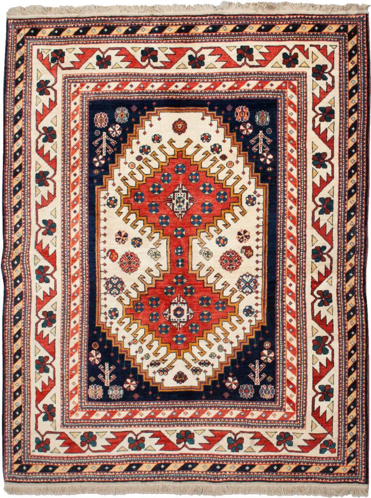 Qashqai Rug 202x169cm