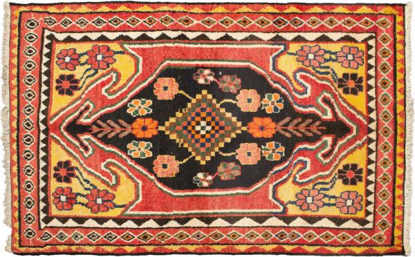 Antique Bakhtiari Gabbeh Rug 232x132cm