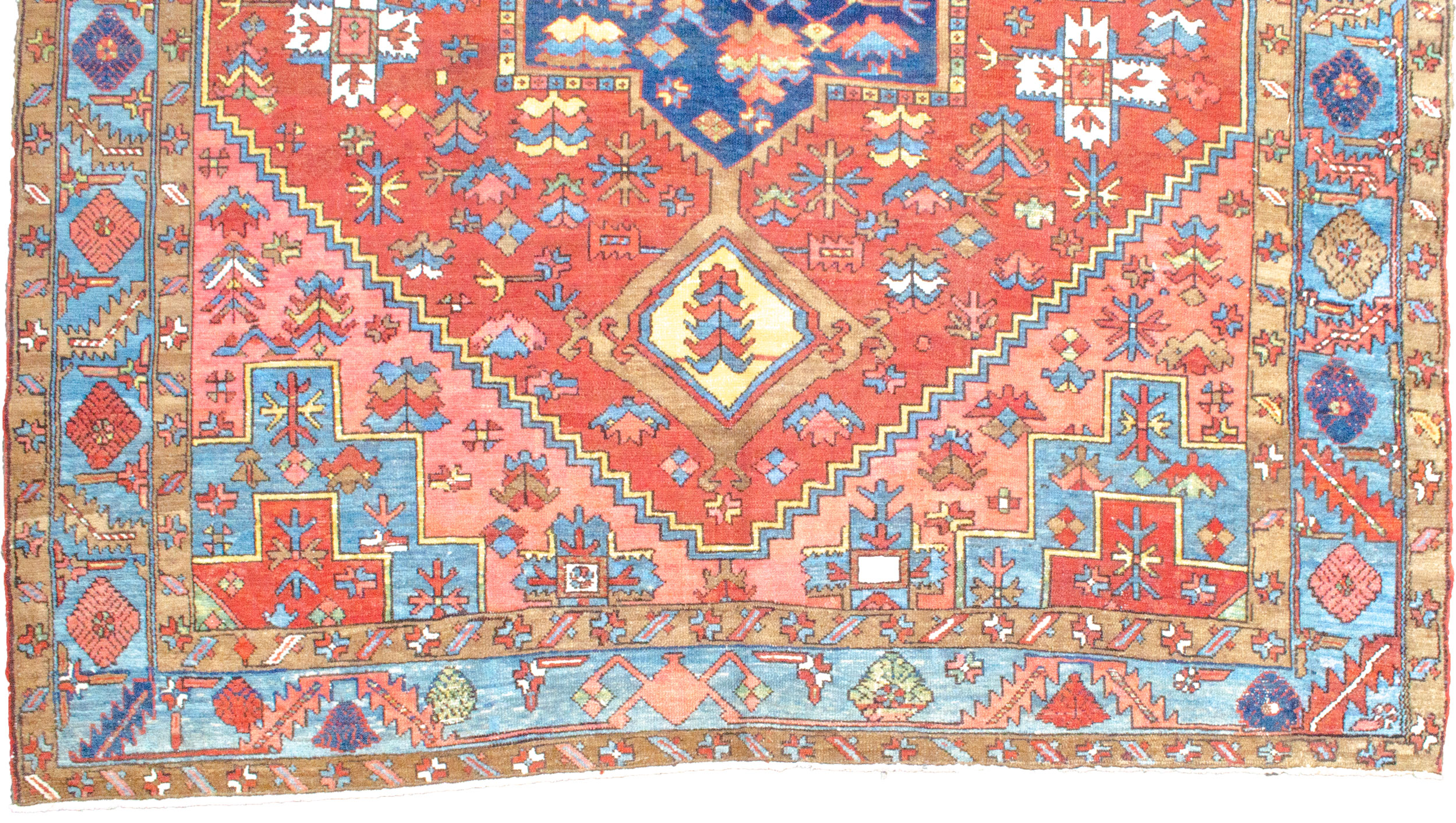 Antique Heriz Karaja 398x299cm
