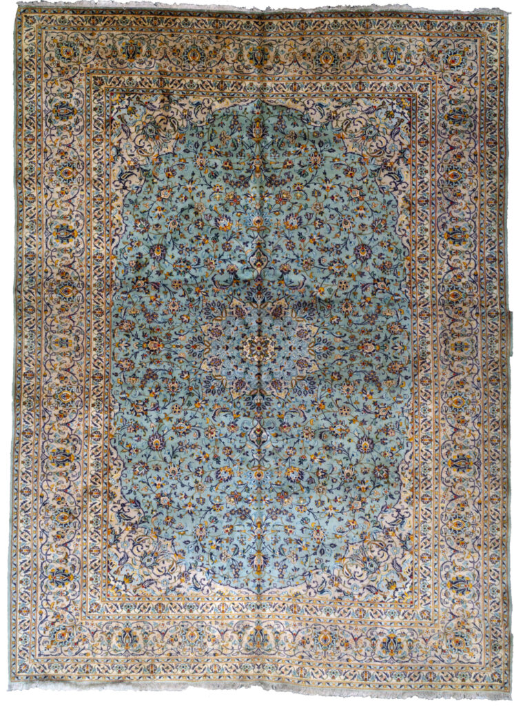 Vintage Kashan Carpet 400x300cm