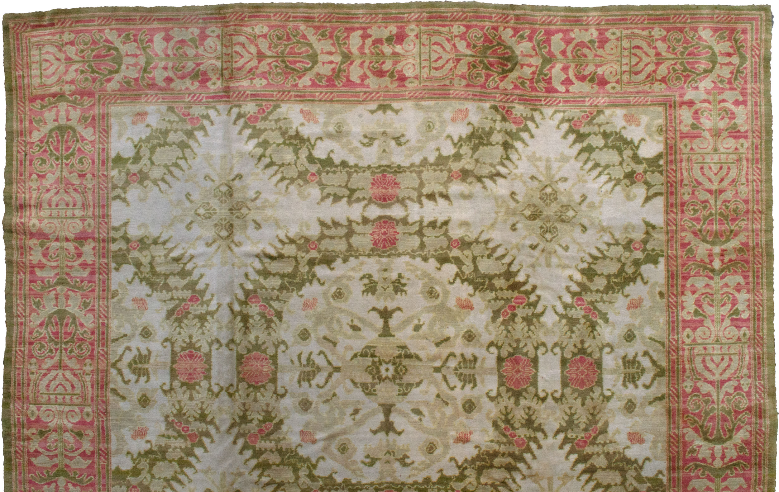 Antique Spanish Carpet 716x307cm