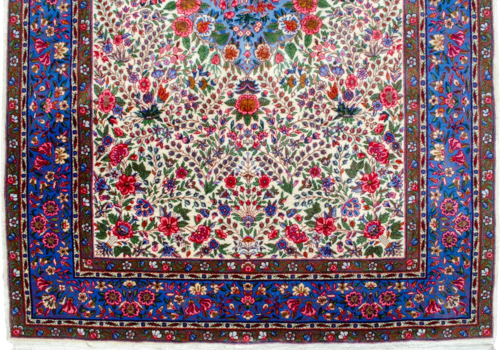 Vintage Fine Pakistan Rug 186x125cm