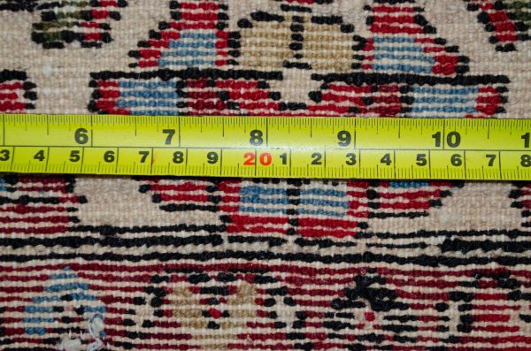 Vintage Tafresh Rug 208x139cm