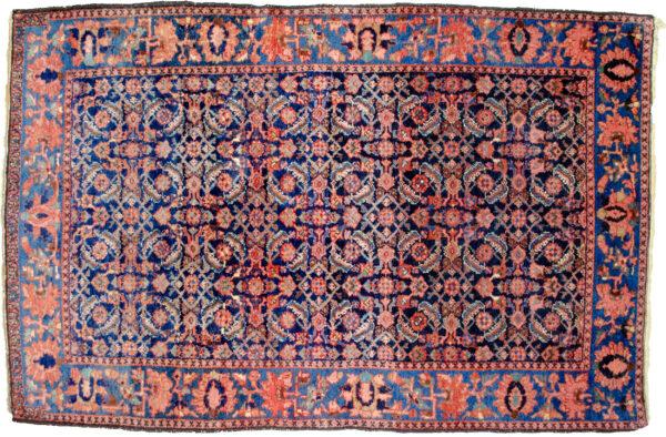 Vintage Boroujen Rug 197x130cm