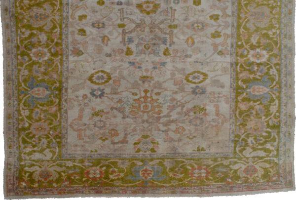 Antique Zeigler Carpet 657x268cm