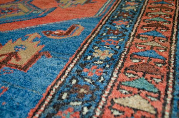 Antique Zanjan Rug 180x106cm